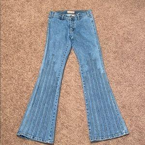Vintage Buffalo David Bitton Denim Flare Jeans